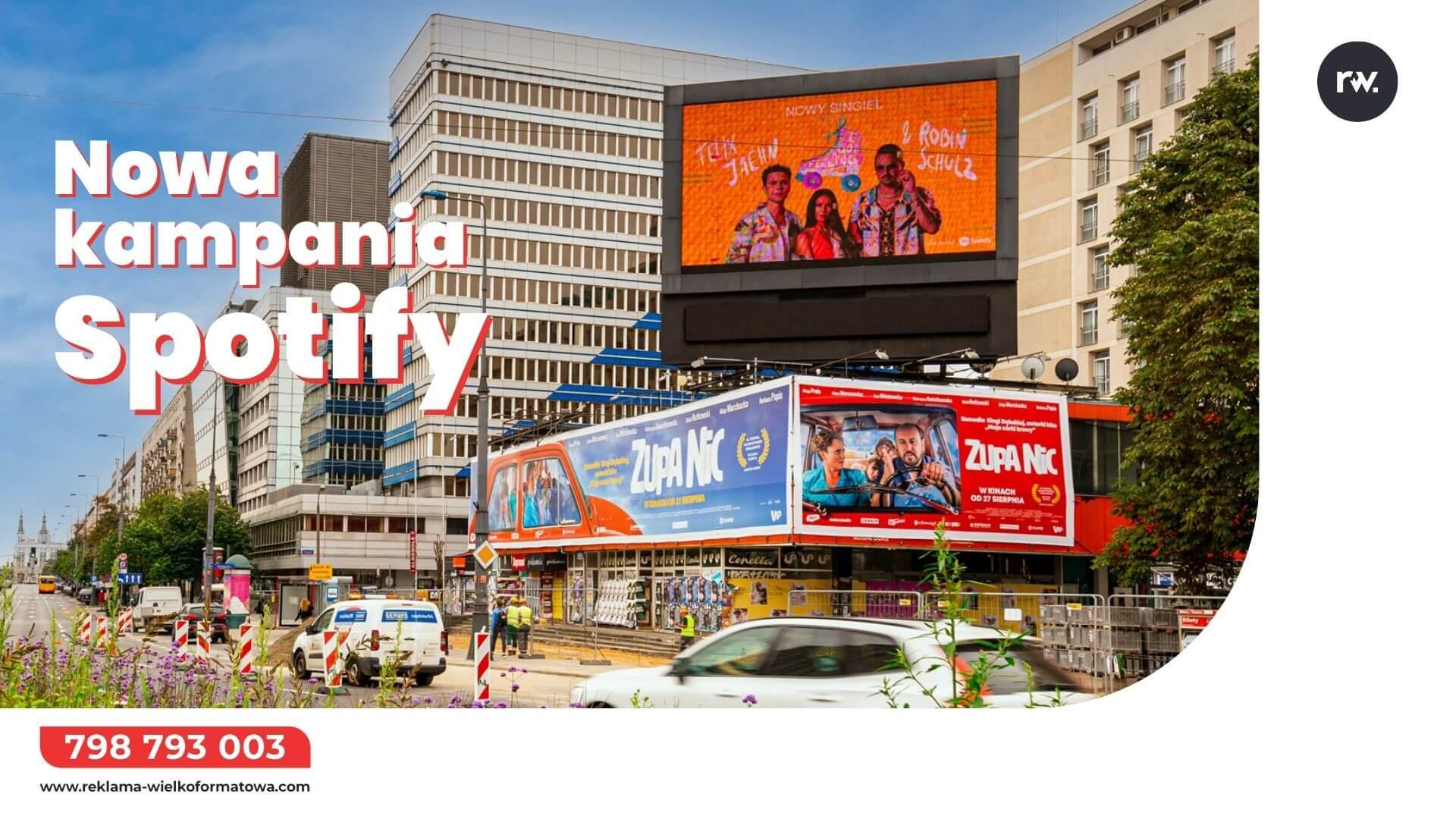 Spotify w centrum Warszawy! | DIGITAL